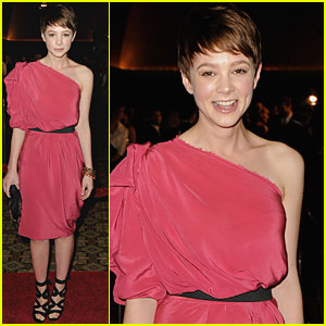 Carey Mulligan is Directors Guild Gracious