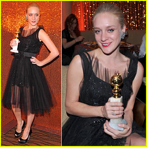 Chloe Sevigny Wins Golden Globe -- Best Supporting Actress!