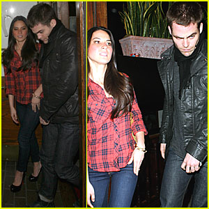 Chris Pine & Olivia Munn: Back Together?