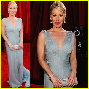 Christina Applegate - SAG Awards 2010 Red Carpet