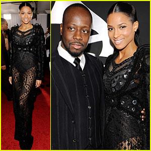 Ciara - Grammys 2010 Red Carpet