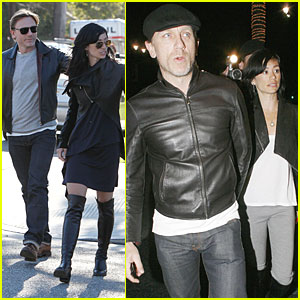 Daniel Craig & Satsuki Mitchell Have a Haiti Relief Weekend
