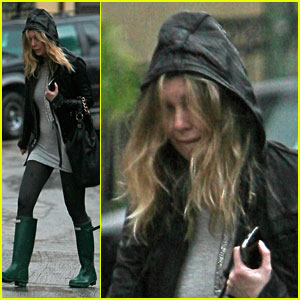 Ellen Pompeo & Chris Ivery: Drenched Duo