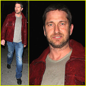 Gerard Butler Cleared of Battery Charge