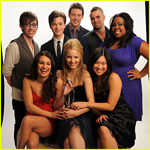 Glee: People's Choice for Favorite New TV Comedy