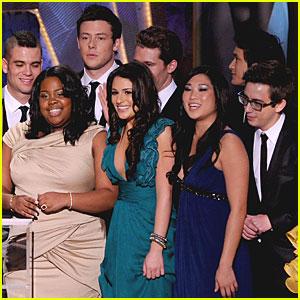 'Glee' Cast - SAG Awards 2010