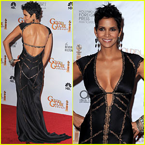 Halle Berry - Golden Globes 2010 Presenter