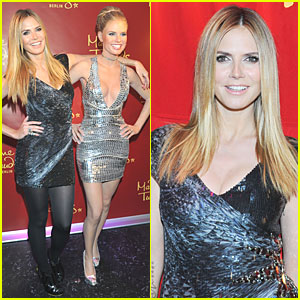 Heidi Klum Shows Off Her New Figure