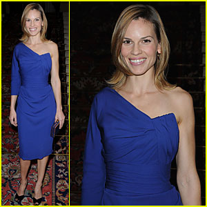 Hilary Swank is Etam Elegant