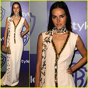 Isabel Lucas is Chic in Chanel