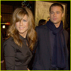 Brad Pitt & Jennifer Aniston May Meet In Court