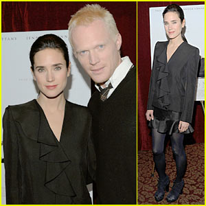 Jennifer Connelly: 'Creation' Photocall with Paul Bettany!