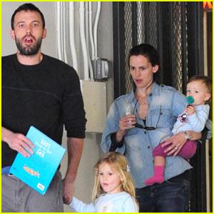 Jennifer Garner is Saving Children