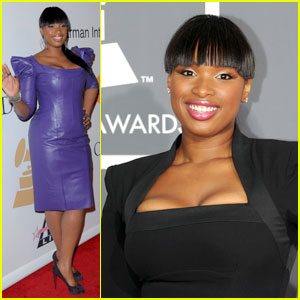 Jennifer Hudson - Grammys 2010 Red Carpet