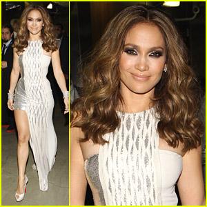 Jennifer Lopez - Grammys 2010