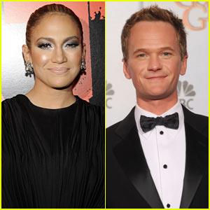 Jennifer Lopez & Neil Patrick Harris: Glee's Newest Guest Stars!