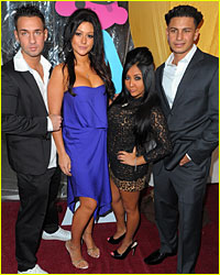 MTV & 'Jersey Shore' Cast Work Out Their Salary Situation