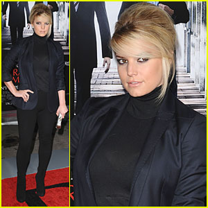 Jessica Simpson: Sexy Side-Swept Hair!