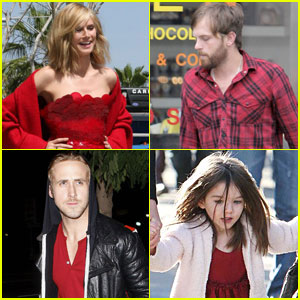 Celebs Who Have Rocked The Color Red