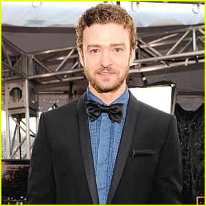 Justin Timberlake: Harvard's Hasty Pudding Man of the Year!