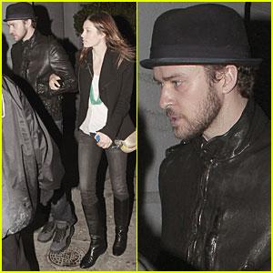 Justin Timberlake & Jessica Biel: Fitter, Happier, Helping Haiti