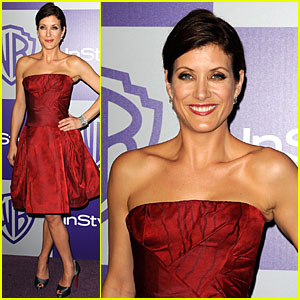 Kate Walsh: Golden Globes After-Party!