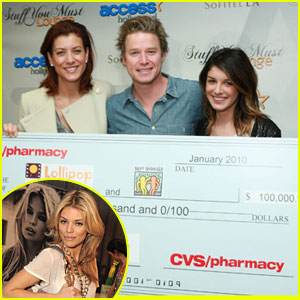 Kate Walsh & Shenae Grimes: Lollipop Best Buddies!