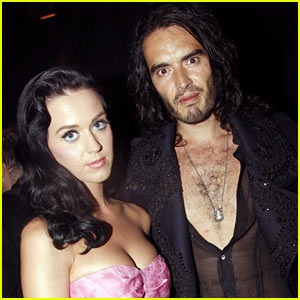 Katy Perry Engaged To Russell Brand -- Confirmed!