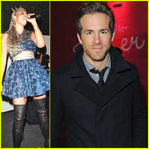 Ryan Reynolds Gets 'Buried' & Kelis Brings Her Milkshake to Sundance