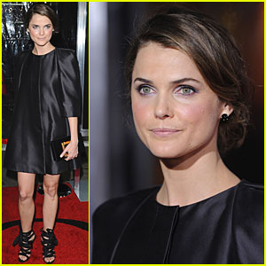 Keri Russell Goes to 'Extraordinary Measures'