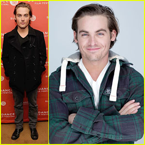 Kevin Zegers: Get Frozen on Friday!