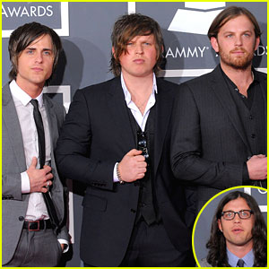 Kings of Leon: Grammys' Record of the Year!