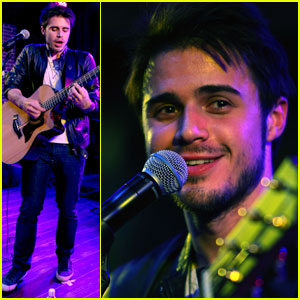 Kris Allen Rocks Vegas For The First Time