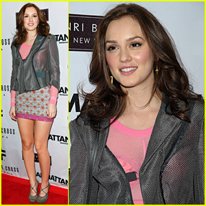 Leighton Meester: You Know You Want It!