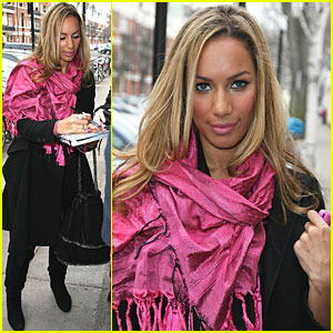 Leona Lewis: Charity Single for Haiti with Simon Cowell?
