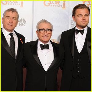 Leonardo DiCaprio - Golden Globes 2010