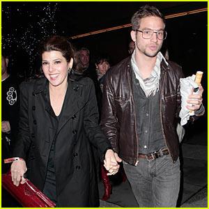 Marisa Tomei: 'Cyrus' at Sundance!