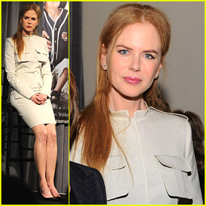 Nicole Kidman Opens Doors to Violence Prevention Center