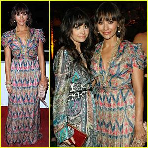Nicole Richie & Rashida Jones: Heaven's Gala Girls
