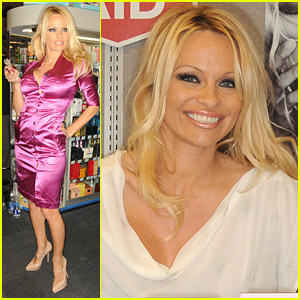 Pamela Anderson: Run To Rite-Aid!