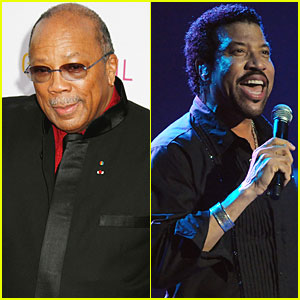 Lionel Richie & Quincy Jones Plan 'We Are The World' Reboot