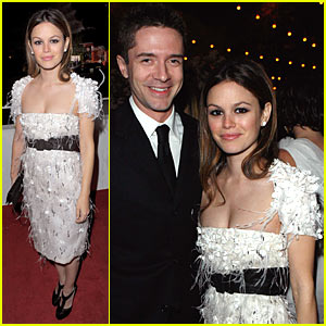Rachel Bilson & Topher Grace: Art of Elysium!