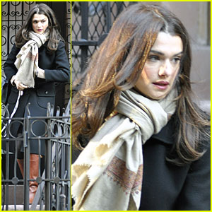 Rachel Weisz Talks Marriage on 'The View'