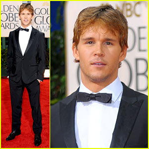 Ryan Kwanten - Golden Globes 2010 Red Carpet