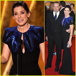 Sandra Bullock - SAG Awards 2010 Red Carpet