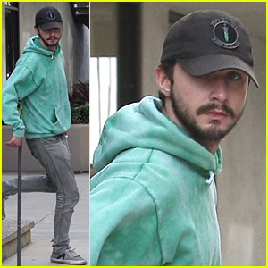 Shia LaBeouf Goes Green