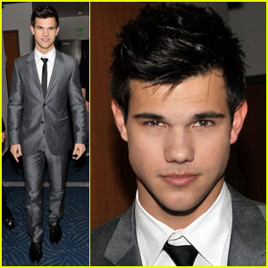 Taylor Lautner: People's Choice Awards 2010