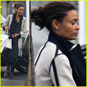 Thandie Newton is A Big Deal in Bahrain