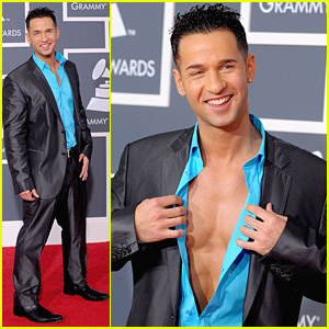The Situation - Grammys 2010 Red Carpet