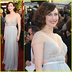 Vera Farmiga - SAG Awards 2010 Red Carpet
